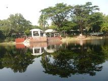 Natur und Seen Dhaka Bangladesch stockbild