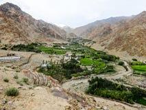 Natur von Ladakh Lizenzfreie Stockfotos