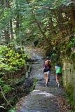 Natur-Wanderung Lizenzfreie Stockfotos