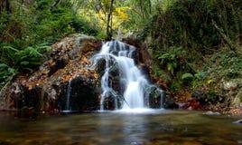 Natur-Wasserfall lizenzfreies stockbild