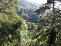 Natura Abkhazia E obraz royalty free
