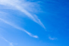 natura abstrakt bielu niebieskiego nieba i chmury tło fotografia royalty free