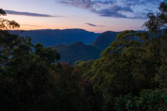 Natura australiana Fotografia Stock Libera da Diritti
