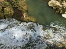 Natura. Cascada biger romania wather fall Stock Photos