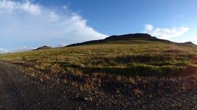 Natura Chukotkа W wczesnej jesieni fotografia stock