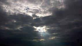 Natura, citazioni, sole, nuvole, tramonto Fotografie Stock
