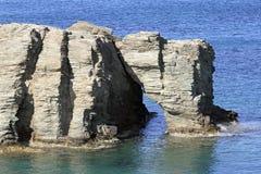 Natura Crete Obrazy Stock