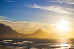 Natura del cielo della montagna Immagine Stock Libera da Diritti