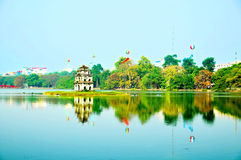 Natura del Vietnam Immagine Stock