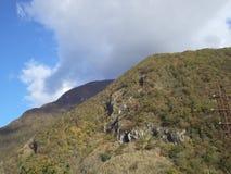Natura dell'Abkhazia E immagine stock libera da diritti