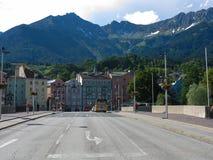 Natura dell'Austria Immagine Stock