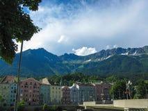 Natura dell'Austria Fotografie Stock
