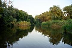 Natura dell'Ucraina immagini stock