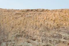 Natura della sezione del suolo fotografie stock
