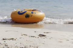 Natura della spiaggia Immagini Stock Libere da Diritti