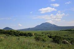 Natura delle montagne fotografia stock libera da diritti