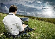 natura di affari Fotografie Stock