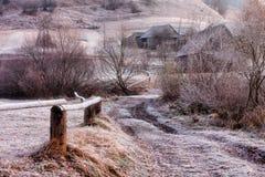 Natura di Carpathians Fotografia Stock Libera da Diritti