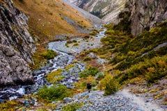 Natura di Kirgiz di zona di Kol dell'ala Fotografia Stock Libera da Diritti