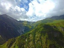 Natura di mountains-12 Fotografia Stock