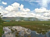 Natura i chmury zdjęcia stock