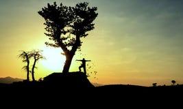 Natura i szczęście zdjęcia royalty free