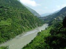 Natura indianina piękno zdjęcia stock