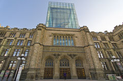 Natura Kanadyjski Muzeum, Ottawa Kanada Fotografia Royalty Free