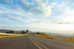 Natura krajobrazowy Piękny Tajlandia Zdjęcie Royalty Free