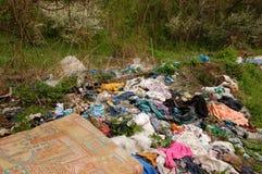 natura śmieci Zdjęcia Stock