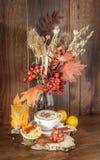 Natura morta in Autumn Mood fotografie stock