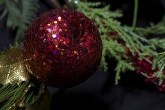 Natura morta del ` s del nuovo anno fotografia stock libera da diritti