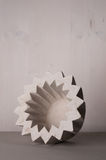 Natura morta del vaso di fiore Fotografia Stock