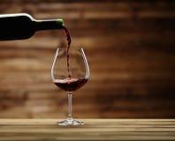 Natura morta del vino Fotografie Stock Libere da Diritti