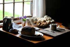 Natura morta della cucina del paese Fotografia Stock Libera da Diritti