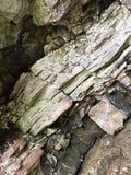 Natura morta della parete della scogliera della roccia fotografia stock libera da diritti