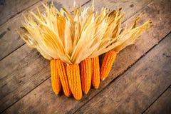 Natura morta di cereale secco Immagine Stock