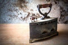 Natura morta di ferro antico Fotografia Stock Libera da Diritti