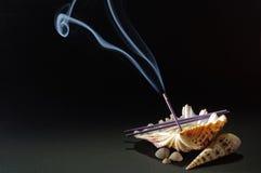 Natura morta di fumo Immagini Stock Libere da Diritti