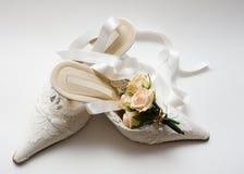 Natura morta di nozze Fotografia Stock