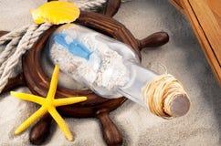 Natura morta marina. Fotografia Stock Libera da Diritti