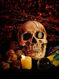 Natura morta occulta Fotografie Stock