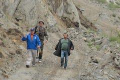 Natura nelle montagne di Altai Immagine Stock Libera da Diritti