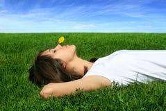 natura odpoczynek Obraz Stock