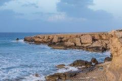 Natura Północny Cypr obraz stock