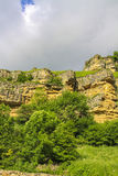 Natura park w Kislovodsk Zdjęcie Royalty Free