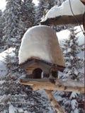 Natura ptaka kabina obrazy royalty free