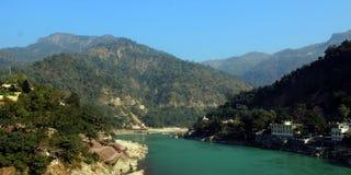 Natura Rishikesh fotografie stock