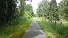 Natura sweden8 Fotografie Stock Libere da Diritti