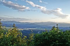 Natura in Tatras Fotografie Stock